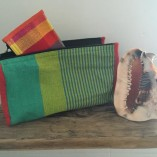Barefoot Wash Bag with removable Tidy