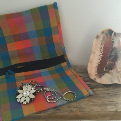 Travel Jewellery & Cosmetic Case